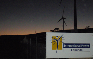 International Power Canunda Wind Farm SA